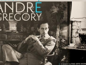 An Evening with André Gregory & the Fine Art Works Center