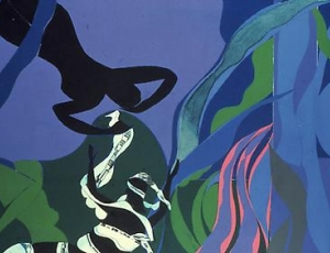 Romare Bearden: A Black Odyssey at Columbia University