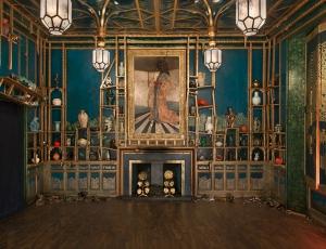 Darren Waterston: Filthy Lucre at Freer Sackler Gallery