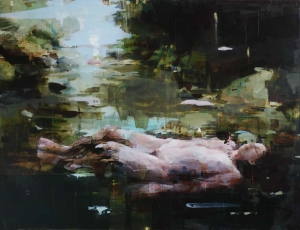 """#14: ALEX KANEVSKY (PAINTER) - """"NAIVE VS. SENTIMENTAL ARTISTS + THE SEARCH FOR HONESTY AND CLARITY"""""""