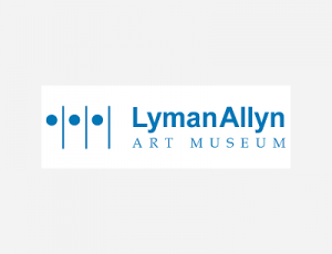 MARJORIE STRIDER AND IDELLE WEBER at the Lyman Allyn Museum