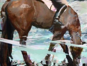 Alex Kanevsky at Oakland University Art Gallery