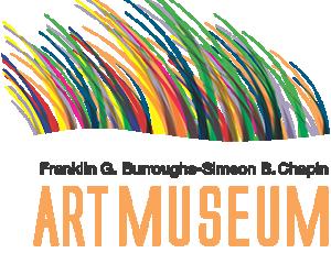 Bill Scott at Franklin G. Burroughs-Simeon B. Chapin Art Museum