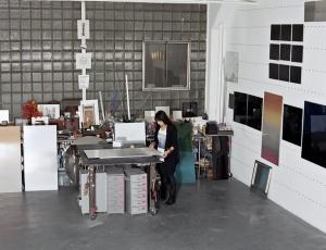 OCULA VISITS MIYA ANDO'S STUDIO