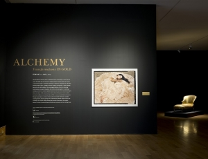"""""""Alchemy: Transformations in Gold"""" at the Des Moines Art Center"""
