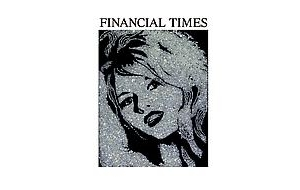 Vik Muniz at Galerie Edwynn Houk featured in Financial Times