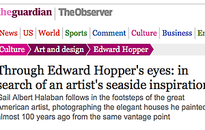 Gail Albert Halaban's latest work explored by The Guardian