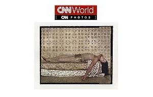 Lalla Essaydi featured on CNN