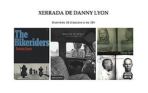 Danny Lyon exhibition at the Foto Colectania Foundation in Barcelona