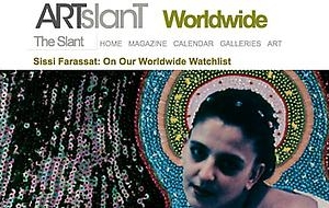 Sissi Farassat review in Artslant