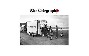 Elliott Erwitt in The Telegraph