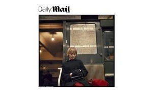 Danny Lyon in Daily Mail