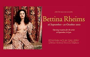 Bettina Rheims exhibition opens at Edwynn Houk Gallery in New York