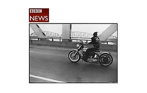 Danny Lyon in BBC News