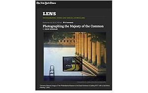 Abelardo Morell on The New York Times' Lens Blog