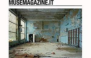 Robert Polidori review in MUSE magazine