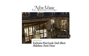 Gail Albert Halaban's Paris views in New York Magazine