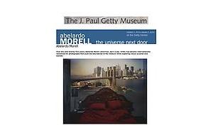 Abelardo Morell's retrospective moves to The Getty Museum