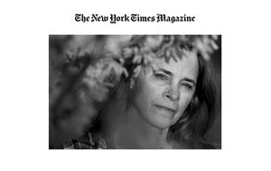 Sally Mann in The New York Times Magazine