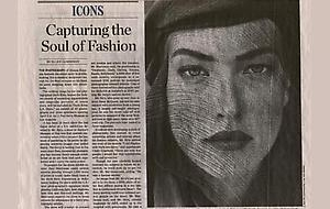 Wall Street Journal: Capturing the Soul of Fashion