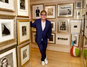 Sir Elton John Announces Selection for AIPAD 2018 Special Exhibition