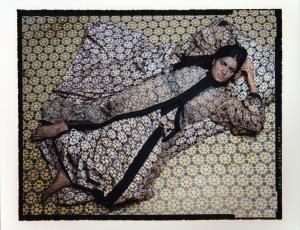 Lalla Essaydi in Selections Arts