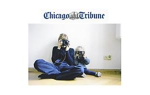 Home Truths: Photography and Motherhood, featuring work by Elinor Carucci, reviewed in the Chicago Tribune