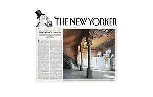 The New Yorker looks back on Robert Polidori's images of Havana