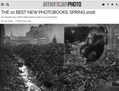 Nick Brandt Book in American Photo