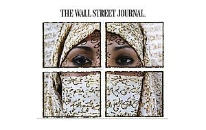 Lalla Essaydi on The Wall Street Journal Blog