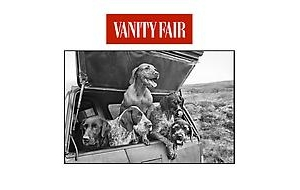 Elliott Erwitt in Vanity Fair