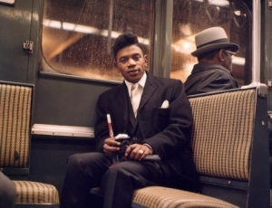 Photos of NYC Subway Commuters in the '60s Go On View for The First Time