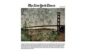 """The NY Times highlights Abelardo Morell's upcoming show """"The Universe Next Door"""" at the Art Institute of Chicago"""