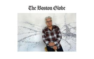 Abelardo Morell in The Boston Globe