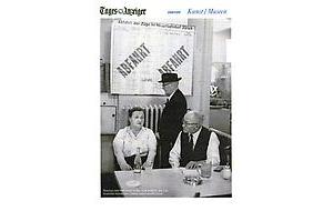 Henri Cartier-Bresson in Zurich reviewed by Tages Anzeiger