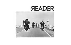 The Chicago Reader on Danny Lyon's Bikeriders as book approaches reissue