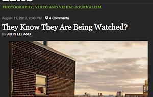 Gail Albert Halaban interviewed by NYTimes LENS blog