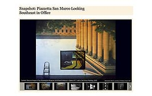 Abelardo Morell featured in The Financial Times.
