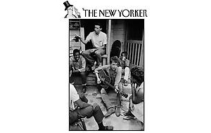 Danny Lyon on The New Yorker's blog