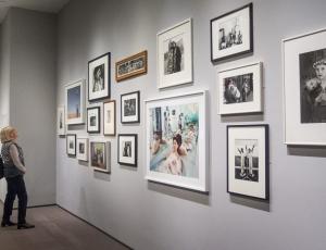 """MFA Boston Exhibition """"(un)expected families"""""""
