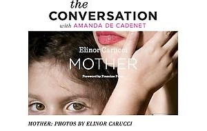 An interview with Elinor Carucci in The Conversation