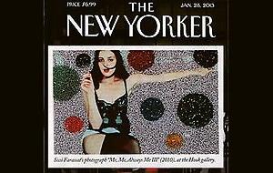Sissi Farassat in the New Yorker