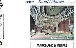 Marchand & Meffre Reviewed in Tages-Anzeiger/Züritipp
