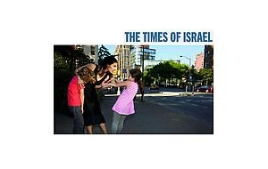 Elinor Carucci in The Times of Israel