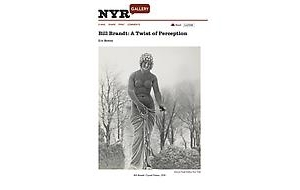 The New York Review of Books: Bill Brandt