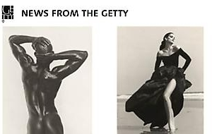 Getty Museum announces acquisition of 69 Herb Ritts photographs and an exhibition in April 2012