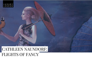 Cathleen Naundorf featured on Luxury London
