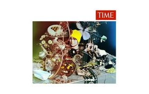 Valérie Belin in TIME Magazine