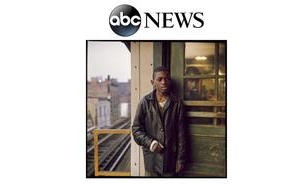 ABC News on Danny Lyon's vintage photos of subway riders