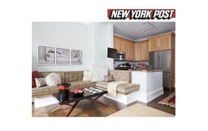 Lalla Essaydi in the New York Post